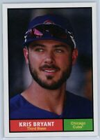 2018 Topps Throwback Thursday (Set 31) '61 BB Design #186 KRIS BRYANT *PR 1172