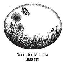 Creative Expressions Stamps to Die For - Dandelion Meadow