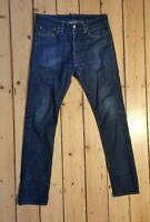 Levi's Levis 510 Skinny Slim Jeans 32 / 32 - (no 511, 501, edwin, selvage, lee)