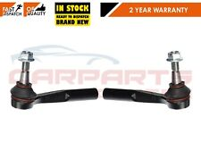 FOR VECTRA C SAAB 9 3 FRONT OUTER STEERING TRACK TIE ROD END ENDS PAIR