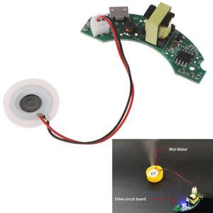 1Set USB Mini Humidifier DIY Kit Mist Maker + Driver Circuit Board Atomizat-qk