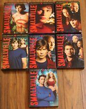 Smallville - Seasons 1, 2, 3, 4, 5, 6 & 7 - DVD
