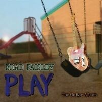 "BRAD PRAISLEY ""PLAY"" CD 16 TRACKS NEU"