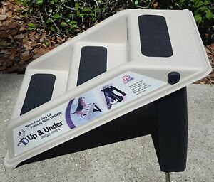 Up & Under Doggy Steps Up to 70lbs NEW Old Stock~ Free Shipping