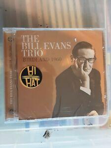 Bill Evans Trio - Birdland 1960 - CD - New