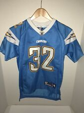 San Diego Chargers Kids Eric Weddle Jersey Size Medium