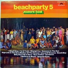 JAMES LAST beach party 5 LP Mint- 2371 503 Vinyl 1974 Record