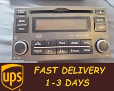 KIA CARENS 2007 YEAR RADIO CD MP3 PLAYER - HN445UN