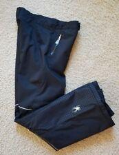 Spyder Ski Snowboard Snow Insulated Pants Girl's/Women's Size 18 Black (EUC)