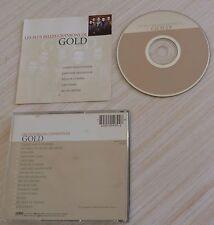 CD ALBUM BEST OF LES PLUS BELLES CHANSONS DE GOLD 16 TITRES 1994