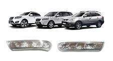 OEM Genuine Side Mirror LED Signal Lamp Repeater 2p For 07 - 12 HYUNDAI Santa Fe