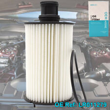 Car Oil Filter LR011279 For Land Rover LR4 Range Rover Velar Discovery 3.0L 5.0L