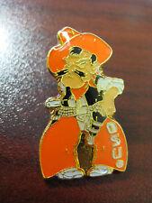 Oklahoma State University Pin - Cowboys Mascot