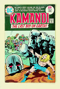 Kamandi #31 (Jul, 1975; DC) - Very Good/Fine