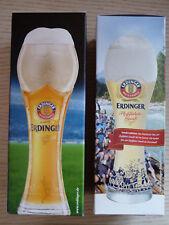 Erdinger Weißbier, 1 x Fußballglas +  1x Floßfahrt Gaudi