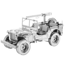 Metal Earth: Iconx Willys Jeep