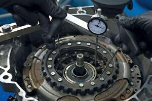 Tool Speeds Up - Easy Fitting of DSG Clutch GEN1 + GEN2 DSG Gearbox Transmission