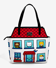 31dda49914 Brand New Sanrio X Loungefly Hello Kitty House Purse