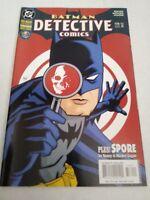 Detective Comics Batman #776 (Jan 03, DC) January 2003 Bolles Rosado Wiacek