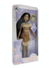 Disney Princess Pocahontas Classic Doll with Pendant New with Box