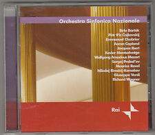 ORCHESTRA SINFONICA NAZIONALE - same CD