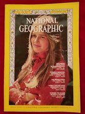 National Geographic September 1969- Florida's Manatees, Okinawa