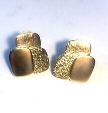 Paire De Boucle D'oreille Dolce Vita Metal Doré