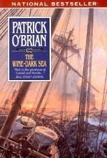 The Wine-Dark Sea Vol. Book 16 by Patrick OBrian. 3 audio cassettes. New Sealed!