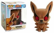 Naruto Pop! Funko Kurama (Flocked) Vinyl Figure Animation n° 73