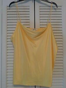 NWT Nine West Aruba Sun Perfect Silky Cami / Camisole Top sz XX-Large / XXL