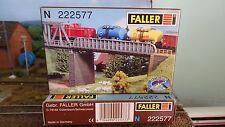 FALLER 222577 - Scale N 2 Scale For Bridge