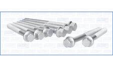 One Cylinder Head Bolt Set CHEVROLET IMPALA V6 3.4 182 LA1(207CID) (1/1999-2005)
