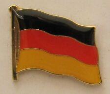 Pin Anstecker Flagge Fahne Deutschland Flaggenpin Badge Button Clip Anstecknadel