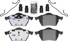 Disc Brake Pad Set-Metallic Disc Brake Pad Front Magneti Marelli 1AMV10555A