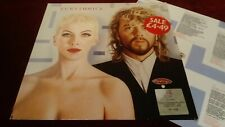 EURYTHMICS - REVENGE - ORIGINAL LP WITH LYRIC INNER