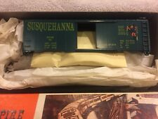 Vintage Empire Builders Series HO Scale JMC Susquehanna Susie Q Model Kit 1007