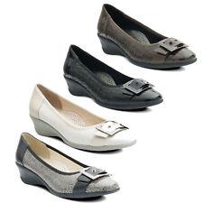 Ballerinas Extra Wide (EEE) Heel Shoes for Women