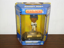 Sammy Sosa---Headliners XL---With Home Plate Stand---Display Case---1998---COA