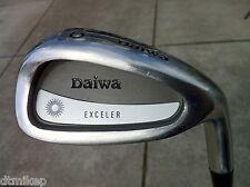 Men's RH Daiwa EXCELER 6 Iron Steel Shaft Stiff Flex Golf Club Standard Grip