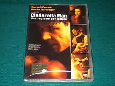 Cinderella Man Regia di Ron Howard DVD