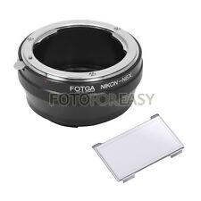 FOTGA Nikon AI Lens to Sony NEX-3 NEX-5 5C 5N 5R NEX6 NEX-7 E Mount Adapter Ring