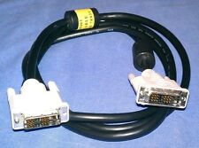 DVI-D to DVI-D Single Link Male I/F Cable for LCD, TFT Monitor  E118405 HP Molex