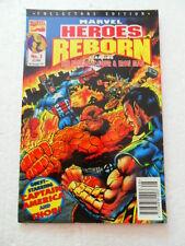 Marvel Heroes Reborn 3 .  Panini UK . 1997 -  VF