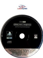 Colony Wars Vengeance Promo PSX PS1 Playstation Videojuego Videogame Retro Mint