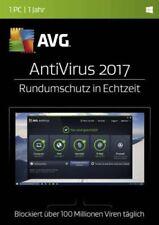 AVG Internet Security 2017 - 1 PC - 1 Jahr, ESD, Download, Deutsch