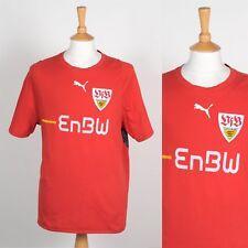 Stile Retrò Puma Calcio Stoccarda ufficiale della Squadra T-shirt calcio in Bundesliga XL