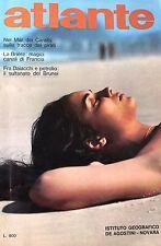 ATLANTE - Giugno 1975 [Rivista, Istituto Geografico De Agostini, Novara]