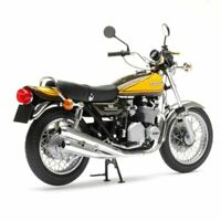 Minichamps DP 1/12 Kawasaki 900 Z1 Super 4 1973 (Green / Yellow) Finished Goods