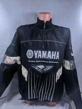 Yamaha Performance Outerwear FXR Pullover Jacket Read Flawed Needs Repair