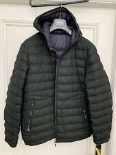 moncler wool green jacket puffer size 6 XXL